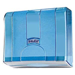 Palex - Palex 3570-1 Z Katlama Havlu Dispenseri Şeffaf