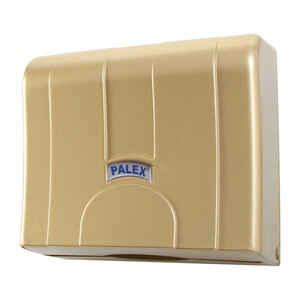 Palex - Palex 3570-G Z Katlama Havlu Dispenseri Gold