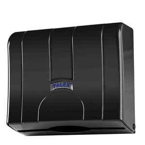 Palex - Palex 3570-S Z Katlama Kağıt Havlu Dispenseri Siyah