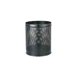 Palex - Palex 3700-1 Metal Masa Altı Delikli Çöp Kovası 13 Litre