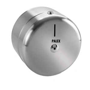 Palex - Palex 3802-9 Krom Mini Pratik Tuvalet Kağıdı Dispenseri