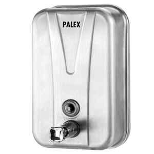 Palex - Palex 3804-0 Sıvı Sabun Dispenseri Krom 500 CC