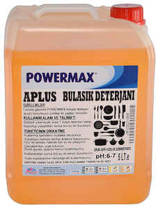 Powermax - Powermax A Plus Bulaşık Deterjanı 5 KG