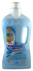 Powermax - Powermax Çamaşır Yumuşatıcısı 1 KG