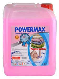 Powermax - Powermax Çamaşır Yumuşatıcısı 5 KG
