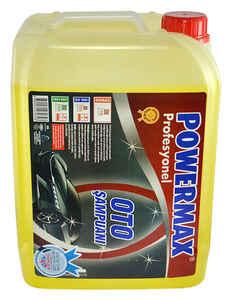 Powermax - Powermax Cilalı Oto Şampuanı 5 LT