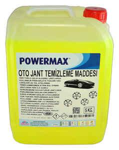 Powermax - Powermax Jant Temizleyici 5 KG