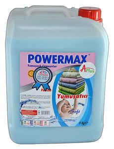 Powermax - Powermax Komşu Çatlatan Yumuşatıcı 5 KG