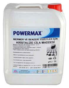 Powermax - Powermax Kristalize Cila 5 KG