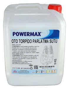 Powermax - Powermax Oto Torpido Sütü 5 KG