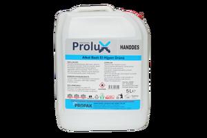 Prolüx - Prolüx Alkol Bazlı El ve Cilt Dezenfektanı 5 Litre