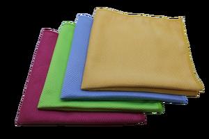 Softtex - Softtex Microfiber Cam Bezi 40x40 Sarı Renk