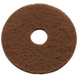 Neofin - Yer Yıkama Pedi Kahverengi 43 Cm